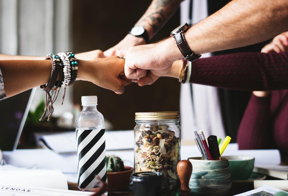 I 5 vantaggi di lavorare in gruppo